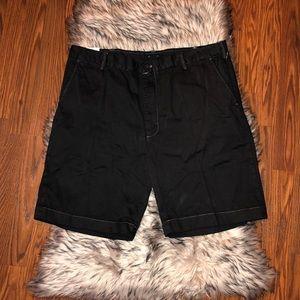 NAUTICA Clipper Men's Black Relax Fit Short 40W
